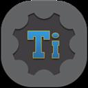 Flat, Round, Tittaniumbackup Icon