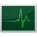 Cardiac, Monitor Icon