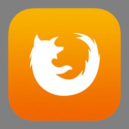 Firefox, Ios Icon