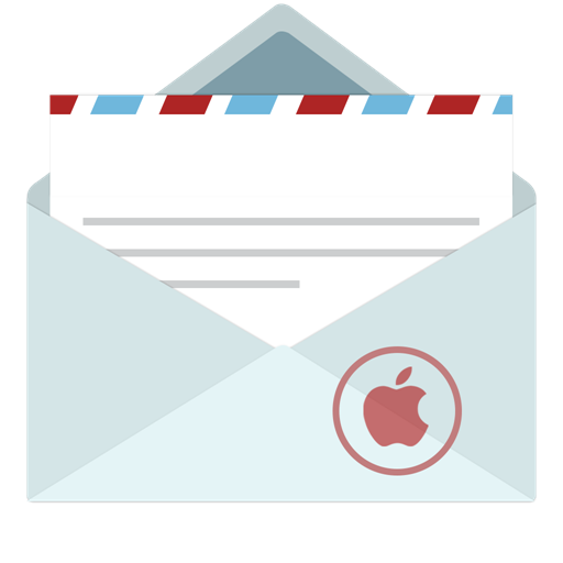 Alternative, Ios, Mail Icon