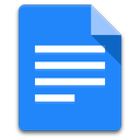 Colorfull, Docs, Google Icon