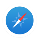Alternative, Ios, Safari Icon