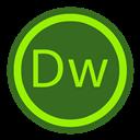 Adobe, Dreamweaver Icon