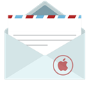 Alternative, Ios, Mail Icon