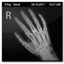 Hand, Ray, x Icon
