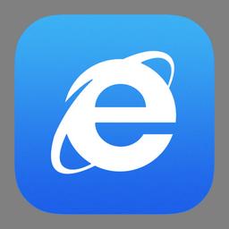 Explorer, Internet, Ios Icon