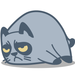 Cat Grumpy Icon Download Free Icons