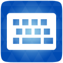 Blue, Keyboard Icon