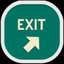 Flat, Navigation, Round Icon