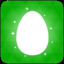 Egg, Jewel Icon