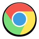 Chrome, Colorfull Icon