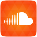 Orange, Soundcloud Icon