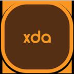 Flat, Round, Xda Icon