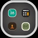 Flat, Folder, Round, System Icon