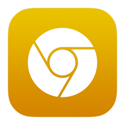 Chrome, Ios Icon