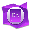d, Drive Icon