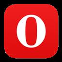 Ios, Opera Icon