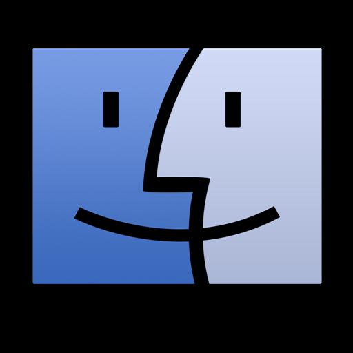 Alternative, Finder, Ios Icon