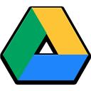 Colorfull, Drive, Google Icon