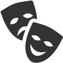 Masks, Theatre Icon