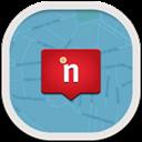Flat, Mobile, Nadji.Info Icon