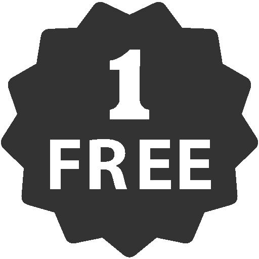 Free, One Icon