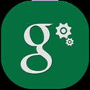 Flat, Googlesettings, Mobile Icon