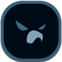 Falcon, Flat, Mobile Icon