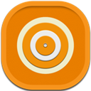 Flat, Mobile, Vlc Icon