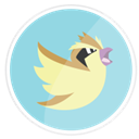 Pidgey, Twitter Icon