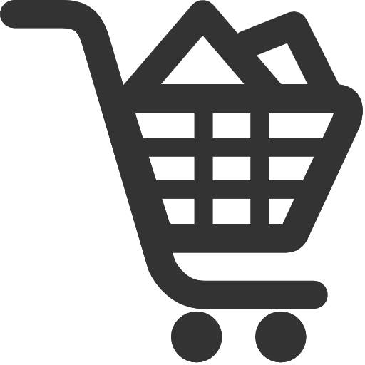 Cart, Filled, Shoping Icon