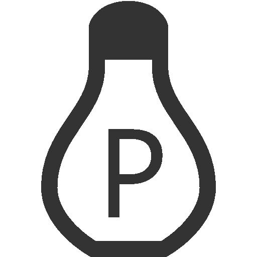 Pepper, Shaker Icon