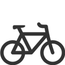 Alt, Bicycle Icon