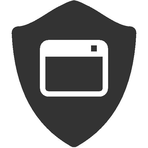 App, Shield Icon