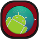 Flat, Mobile, Widgetlocker Icon