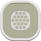 Dialer, Flat, Mobile, Voice Icon