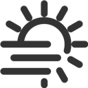 Day, Fog Icon