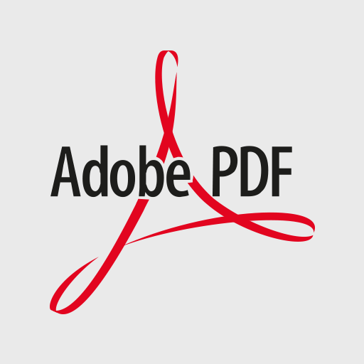 Adobe, Reader Icon