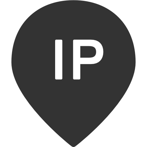 Adress, Ip Icon