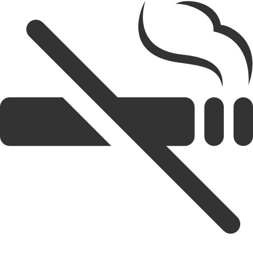 No, Smoking Icon