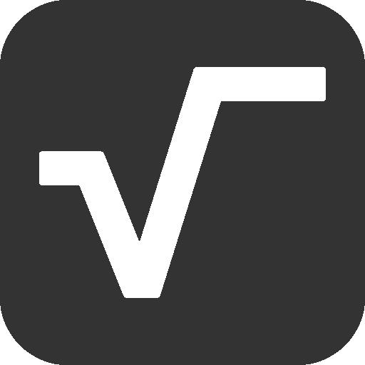 Root, Square Icon