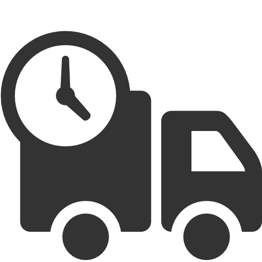 Delivery, Food Icon