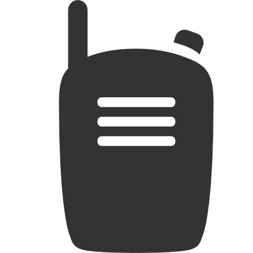 Radio, Talkie, Walkie Icon