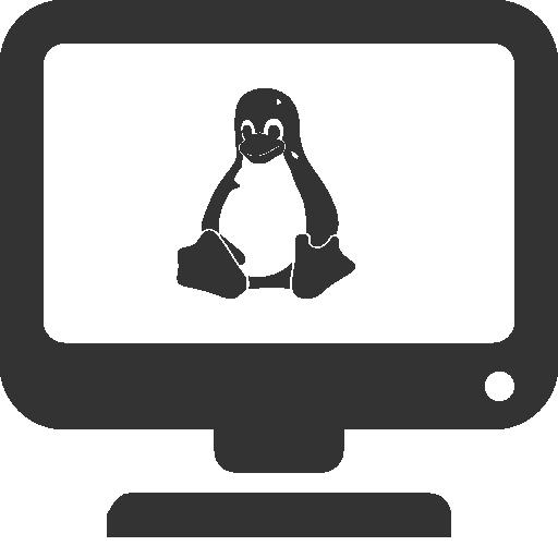 Client, Linux Icon