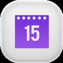 Calendar, Light Icon