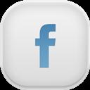 Facebook, Light Icon