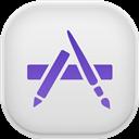 Appstore, Light Icon