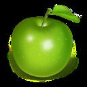 Apple, Green Icon