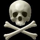 And, Bones, Skull Icon