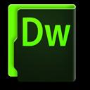 Dreamweaver, Folder Icon
